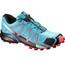 Salomon W's Speedcross 4 Shoes Blue Jay/Black/Infrared